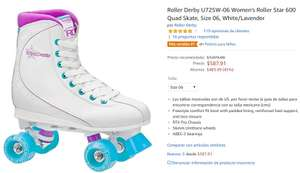 Amazon MX: Patines Roller Derby  talla 6 EU 23 mx