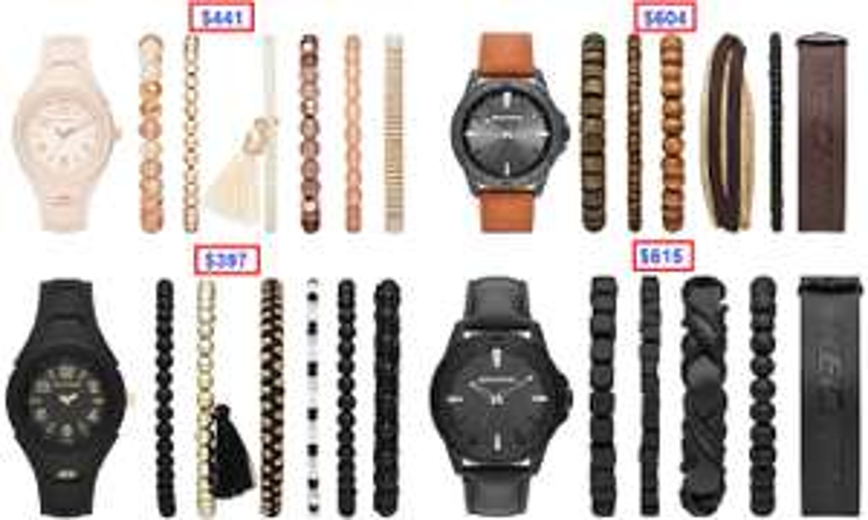Amazon: 4 modelos de Relojes skechers con pulseras (2 para dama y 2 para caballero) desde $397