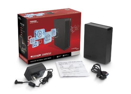 Amazon Mx: Disco Duro 4 Tb Toshiba Canvio HDWC250XK3J1