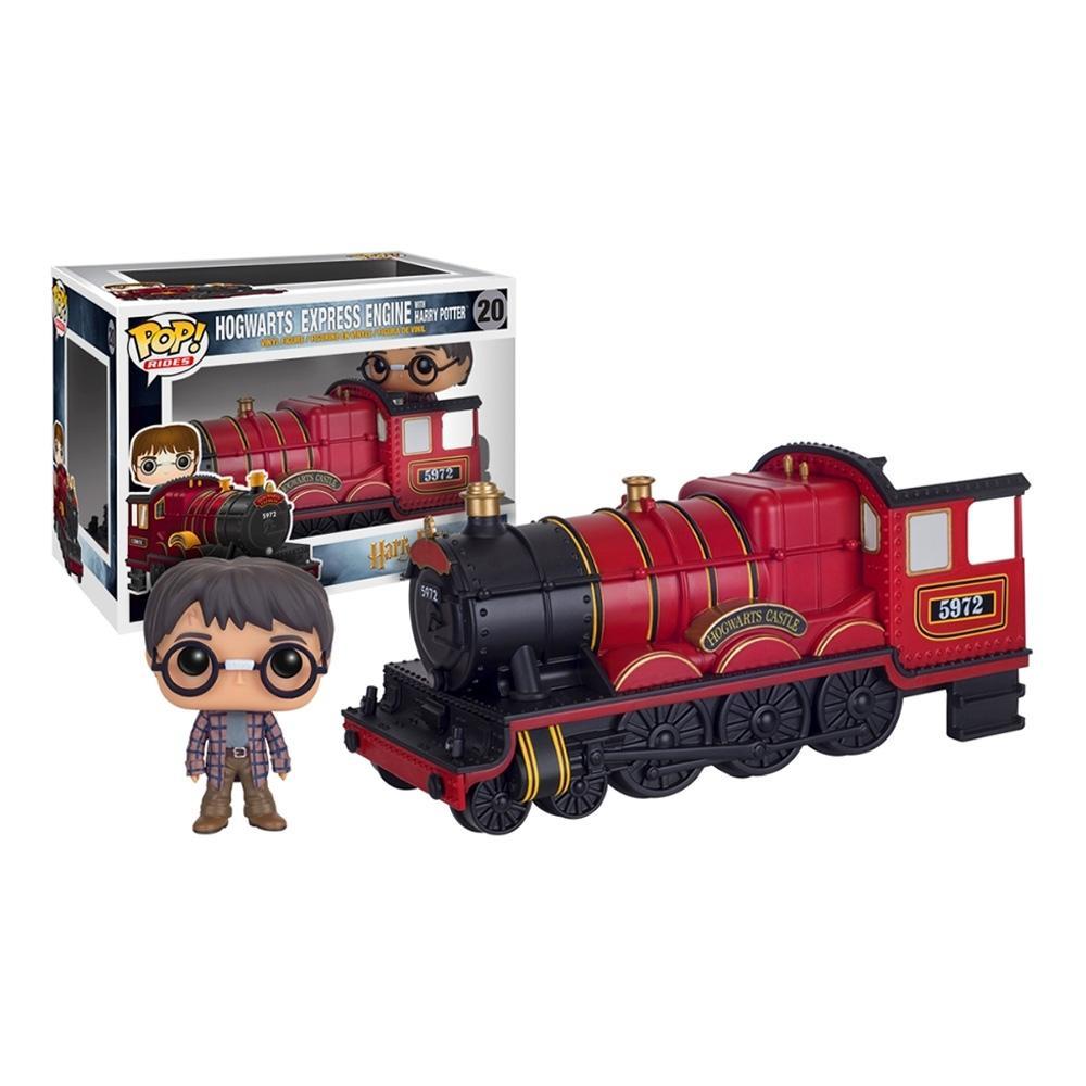 Walmart: Funko Pop Rides Hogwarts Express Engine con Harry Potter