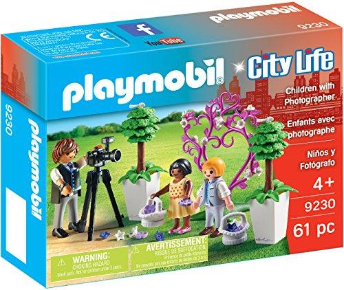 Amazon:Playmobil Boda: Niños y Fotógrafo
