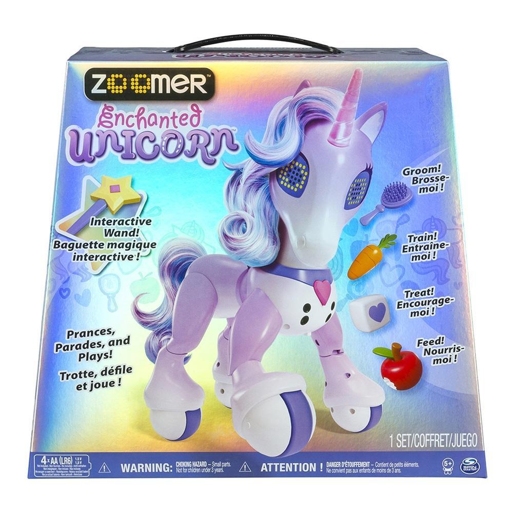 Soriana: Zoomer Unicornio Encantado con el 80% de Descuento $539.80