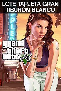 Microsoft Store: Grand Theft Auto V + Tarjeta Tiburón Blanco