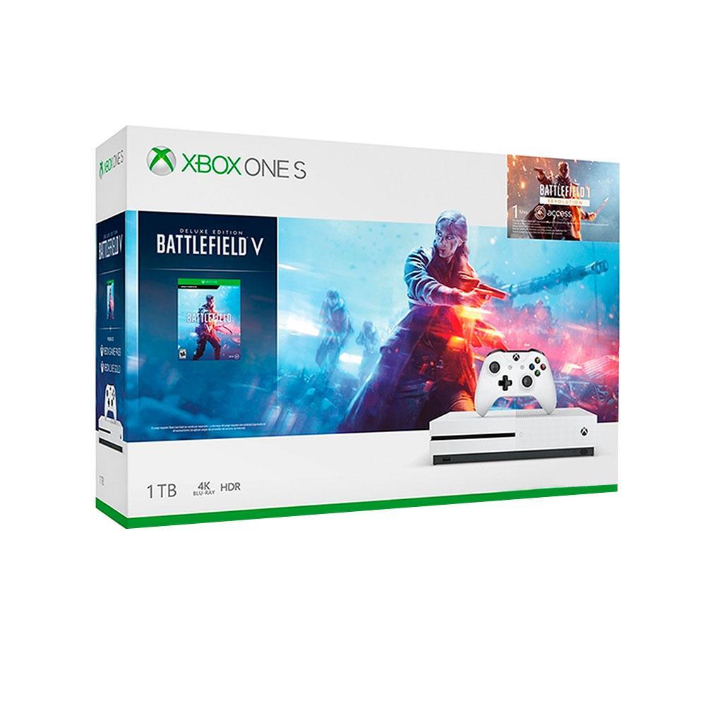 Walmart: Xbox One S 1 TB con Battlefield V con Citibanamex Pay
