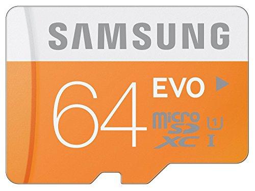 Amazon MX: Tarjeta microSD Samsung EVO de 64GB