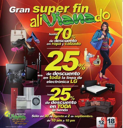 Viana: 25% de descuento en electrónica LG (buen paquete de LED Smart TV 3D)