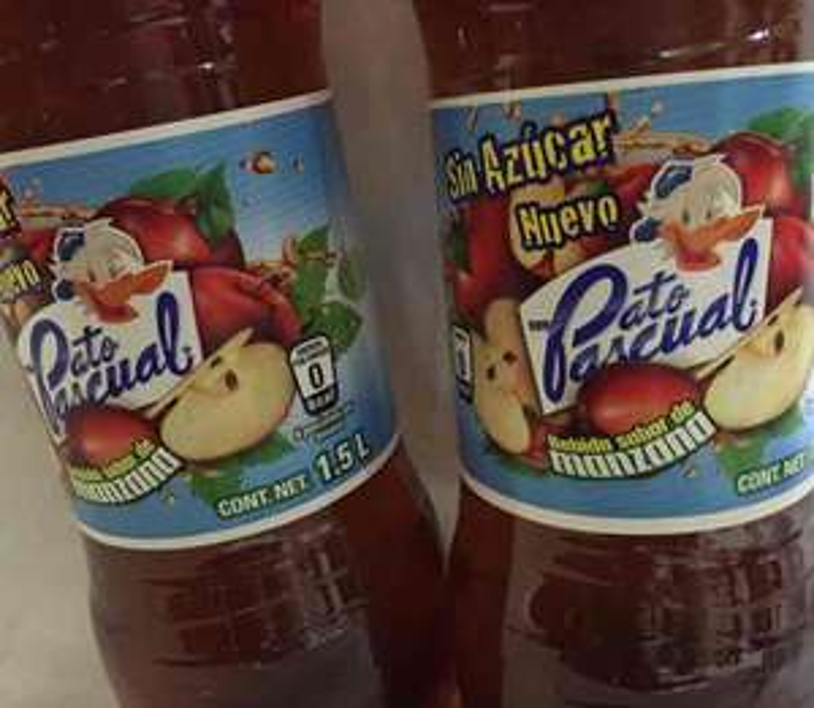 Walmart y Aurrerá Estado de México: Refresco de Manzana 1.5 L a $5.90