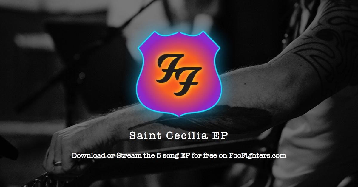 Descarga GRATIS el nuevo EP de Foo Fighters!