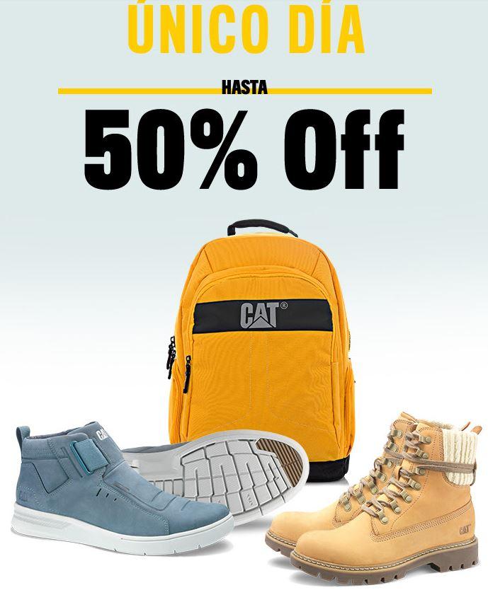 CATFOOTWEAR HASTA CON 50%