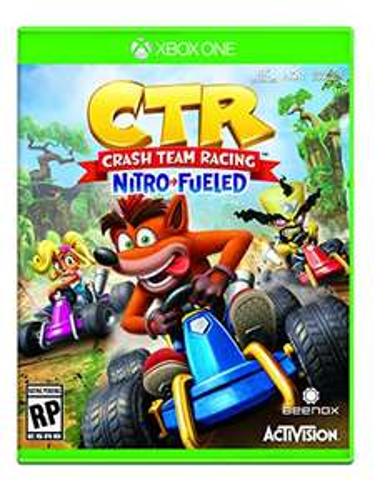 Amazon - Crash Team Racing Nitro-Fueled - (Xbox One, PS4, Nintendo Switch) - Standard Edition