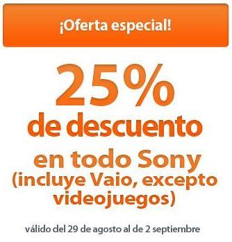 Chedraui: 25% de descuento teles y computadoras Sony, bonificación en celulares, 3x2 en desodorantes y +