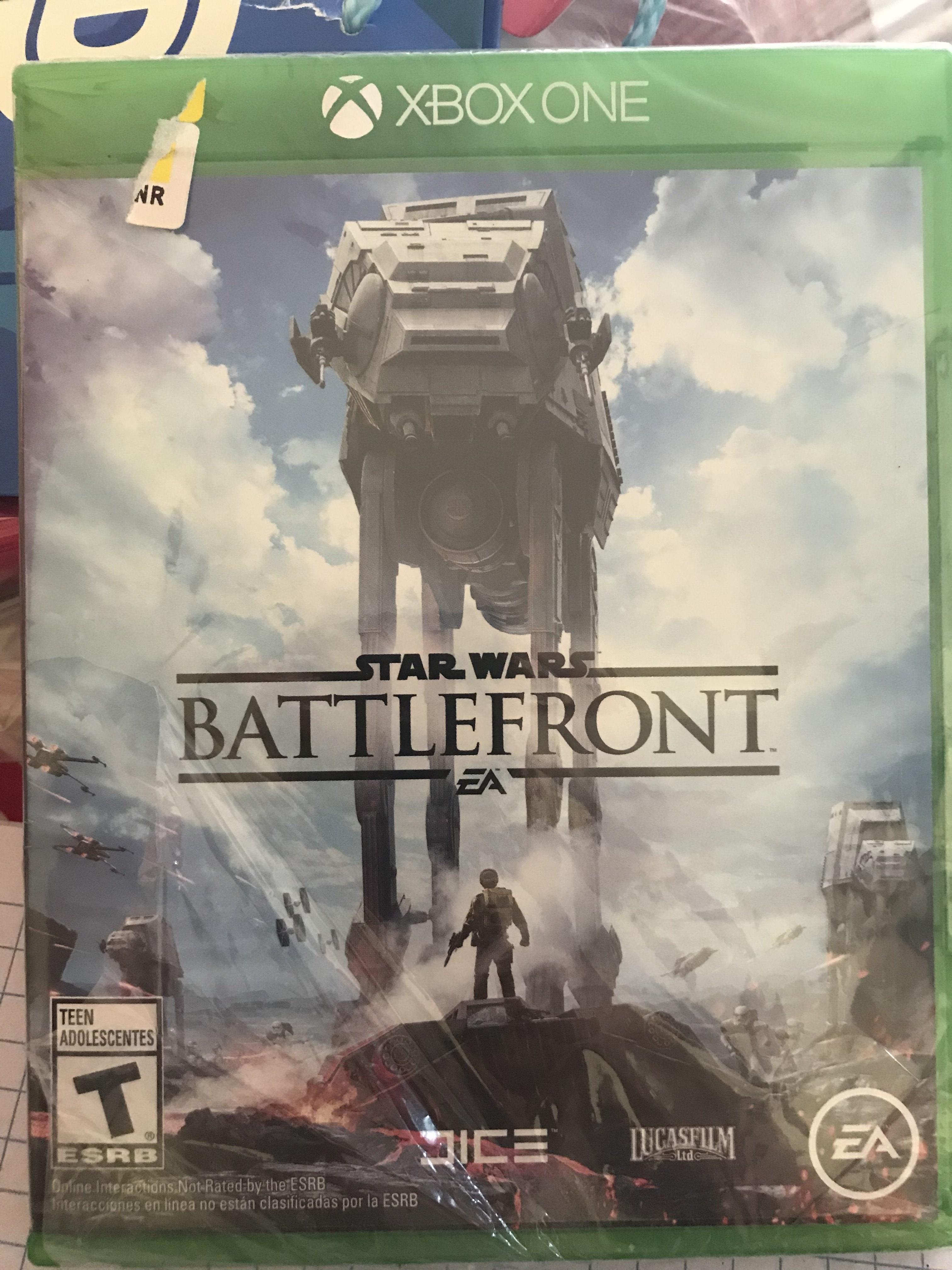 Juegos Xbox-one en oferta en Bodega Aurrerá