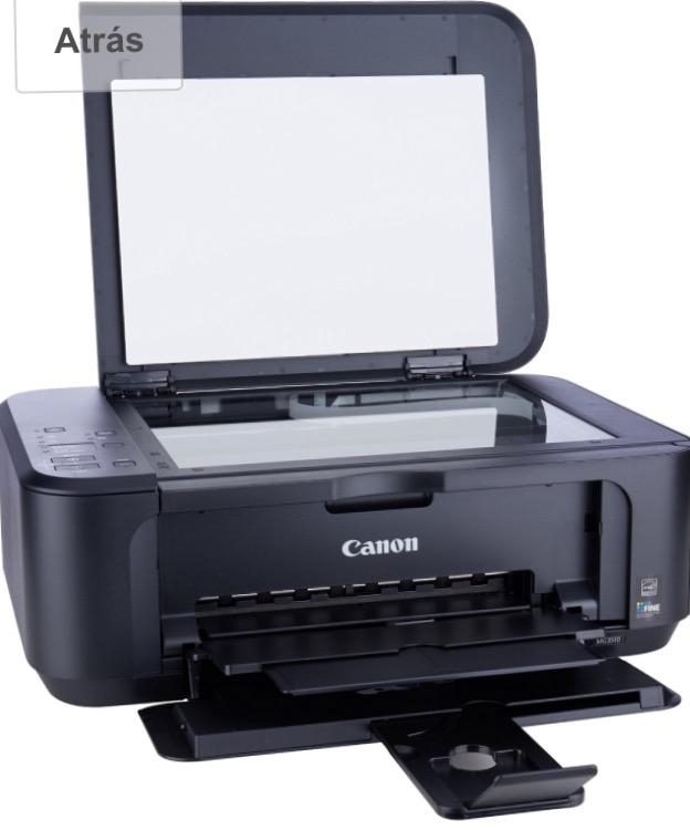 Amazon: Canon Multifuncional de Inyección de Tinta A Color PIXMA MG3510 NEGRO a $489+84