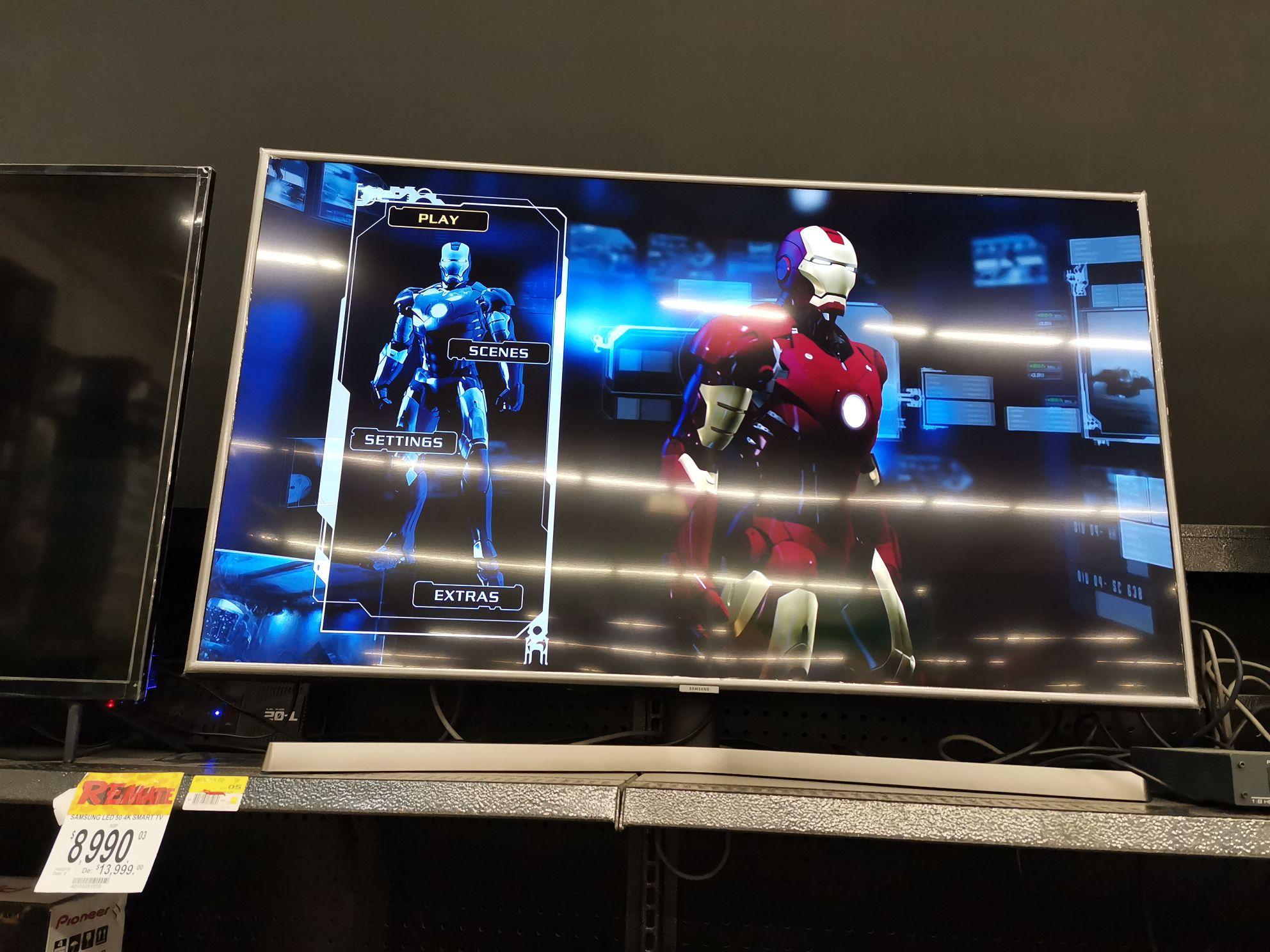 "Bodega Aurrera: Smart TV Samsung 50"" 4K UHD, 50NU7400"