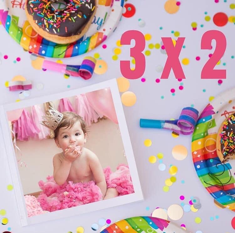 Pixyalbum: 3x2 en Álbumes de Fotos a domicilio.