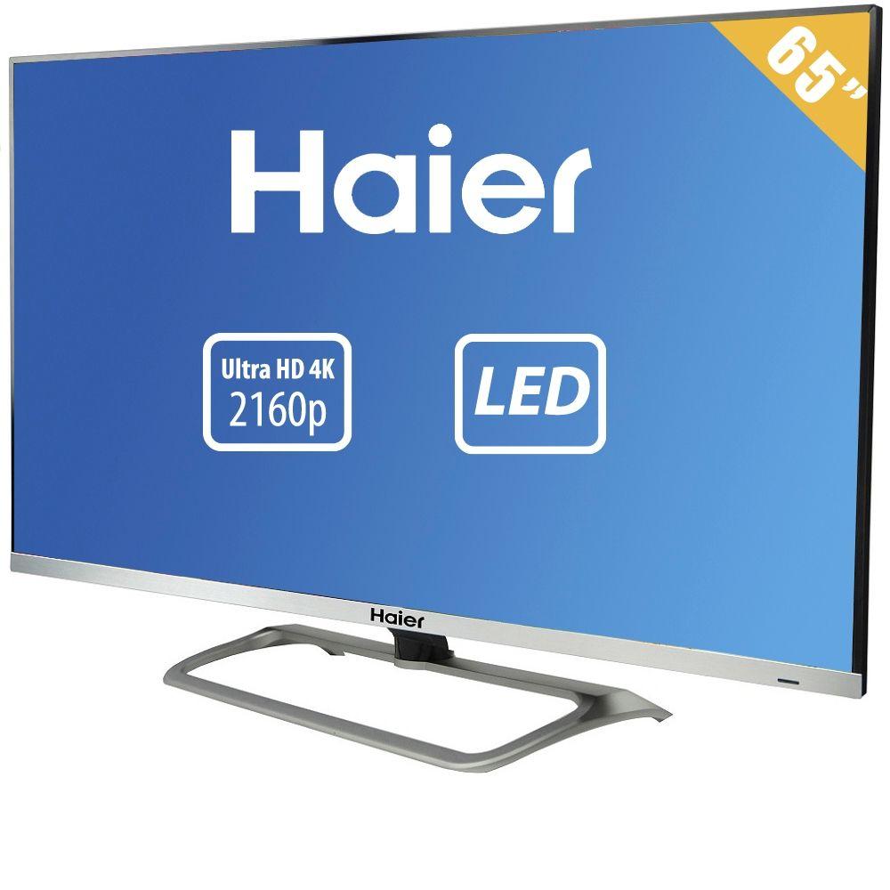 Walmart en línea: TV Haier 65 Pulgadas 2160p Ultra HD LED