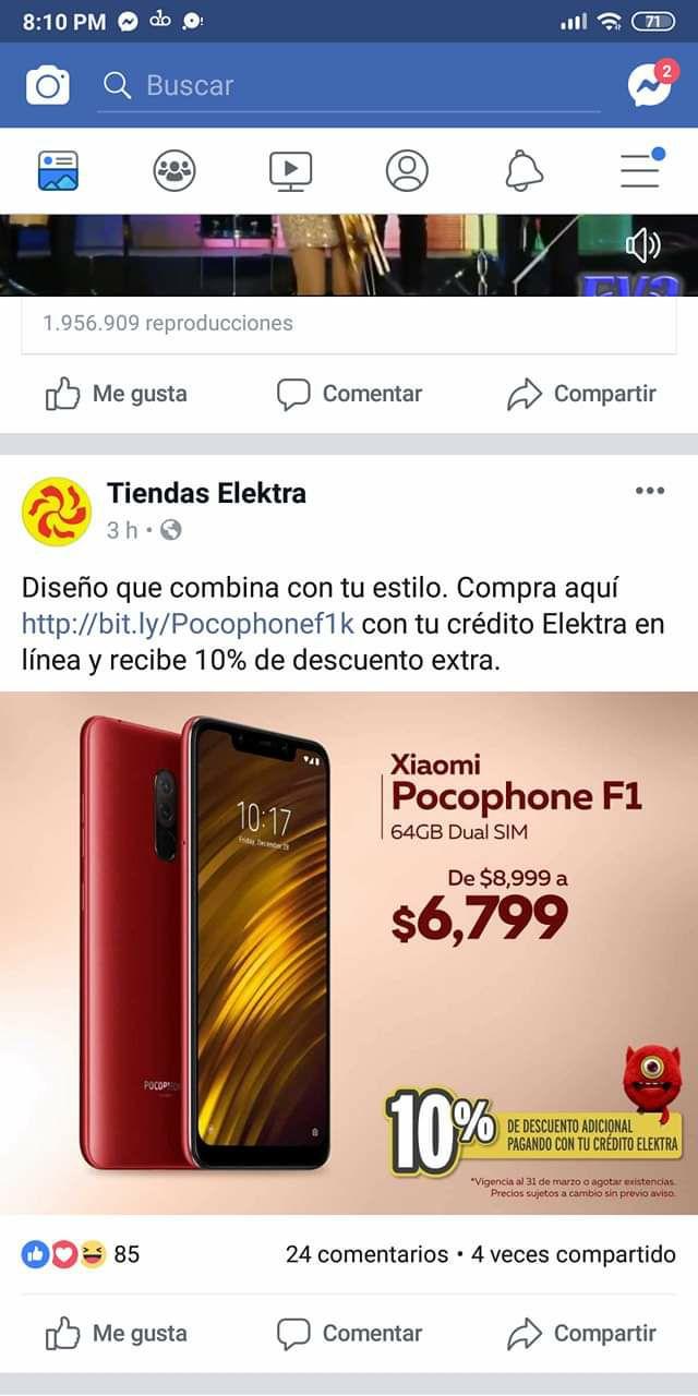 Elektra en línea: Xiaomi Picophone F1