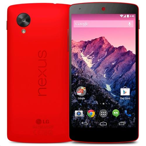Orange MX: LG Nexus 5 32GB Refurbished a $2,880 y el de 16GB a $2,495
