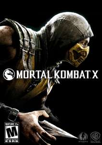 Gamedealdaily: Mortal Kombat X PC Steam Key 14.75 USD