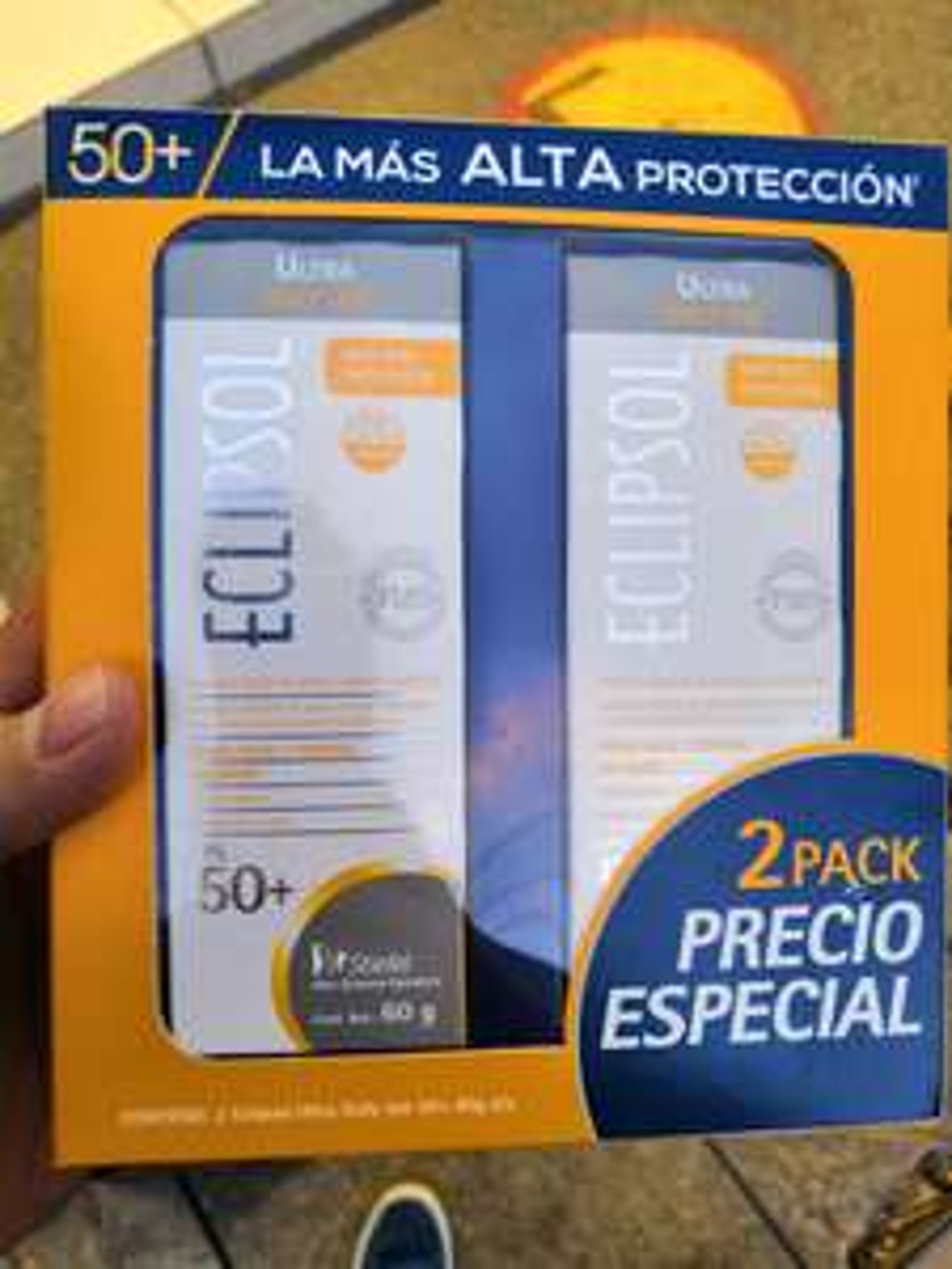 Farmacias Guadalajara: Protector solar Eclipsol