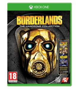 Microsoft Store: Borderlands: The Handsome Collection para Xbox One (días de juego gratis con Gold)