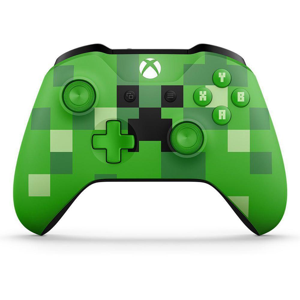 Elektra: Control Inalámbrico Xbox One Edición Especial Minecraft Creeper