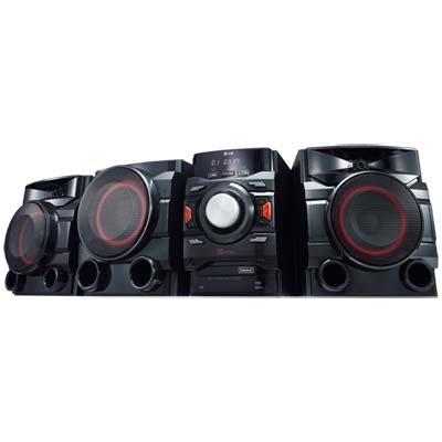 Elektra: LG Minicomponente 7 700 W PMPO a $2,801