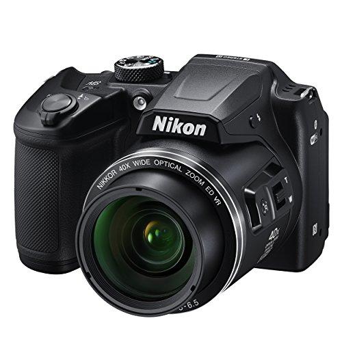 Amazon: Nikon Coolpix B500 Cámara Digital con Zoom (Negra)