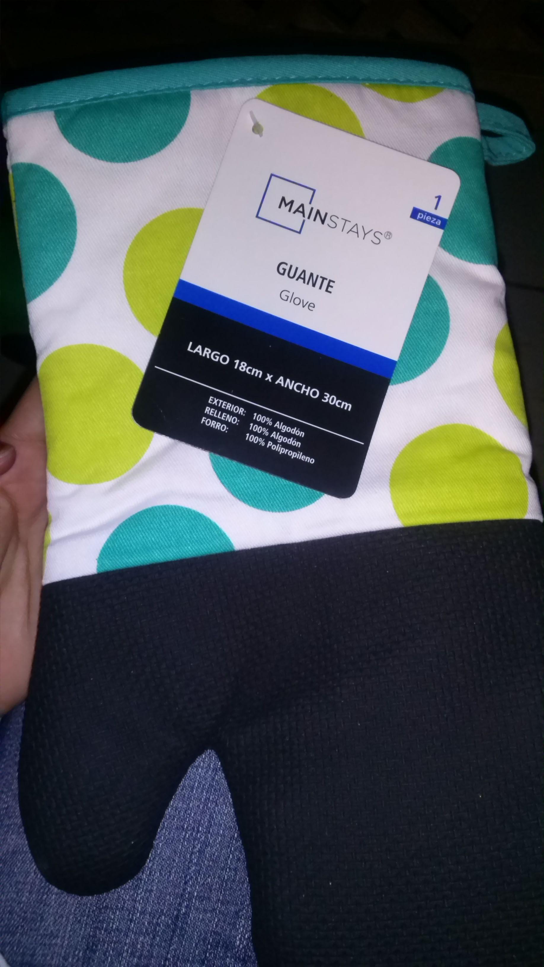 Walmart: guante de silicon