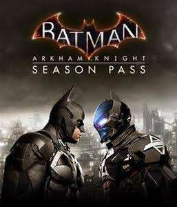 Amazon USA: Batman Arkham Knight Season Pass para Ps4 en $16.94 dólares