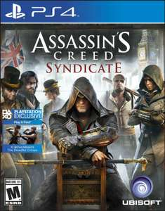 Amazon mx Assassin's Creed Syndicate PS4 - $583
