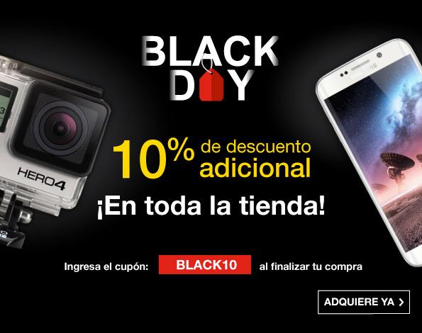 Black Friday en tienda Club Premier: 10% de descuento en todo con el cupón BLACK10
