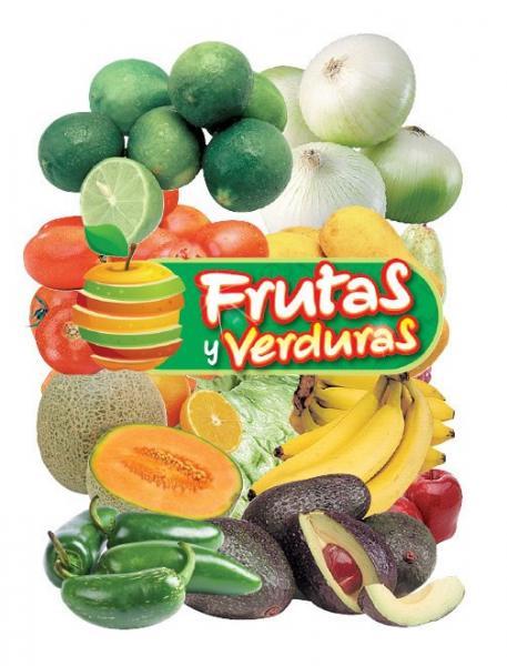 Frutas y verduras Soriana agosto 27 y 28