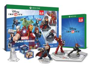 AMAZON - Disney Infinity 2.0 Avengers Starter Pack XBOX ONE