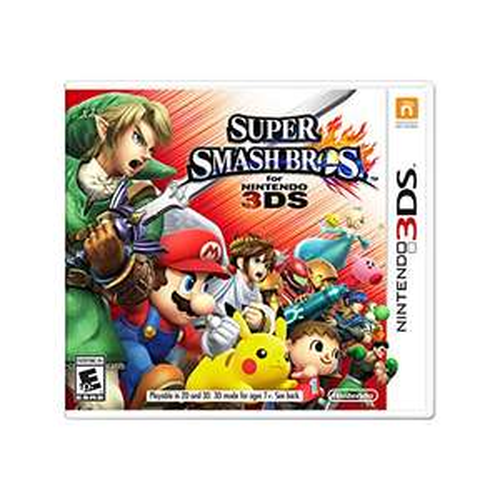 Amazon Mx - Super Smash Bros 3DS a $551.50