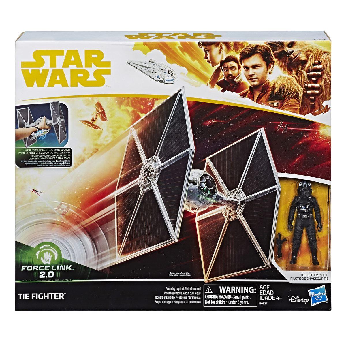 Sanborns online: Figura TIE Fighter Pilot y TIE Fighter Star Wars