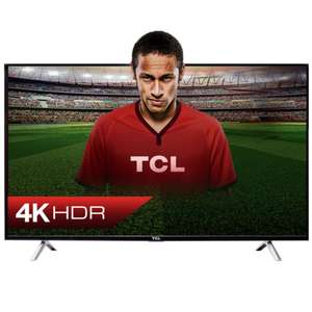 Elektra: Pantalla TCL 49'' RokuTV 4K UHD HDR (Pagando con TDC Banorte)