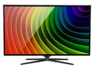 "Elektra: LED Smart TV Samsung 3D de 40"" $6,999"