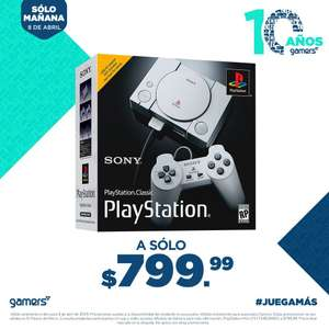 Gamers: Playstation Classic