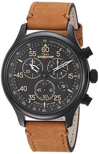97c4b1a66a7e Amazon  Timex Expedition Reloj cronógrafo para hombre ...