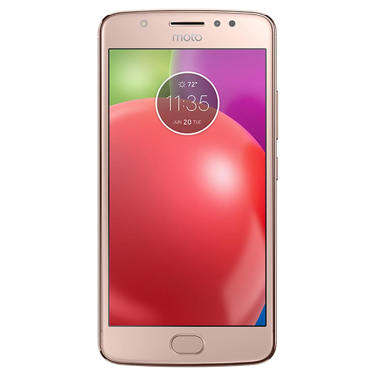 Chedraui: Smartphone MOTOROLA MOTO E4 LTE, Dorado