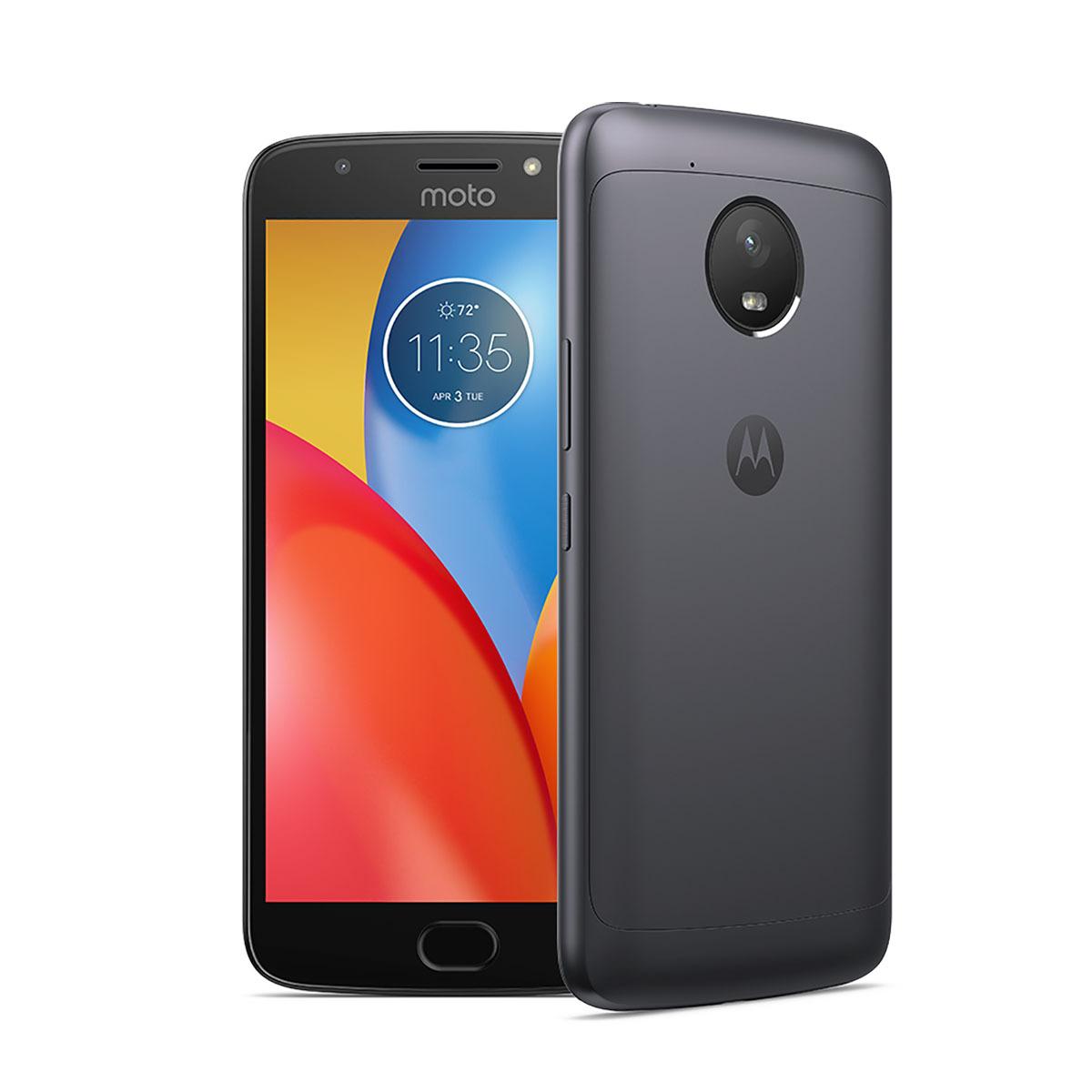 Chedraui: Smartphone Moto E4 Plus, Gris