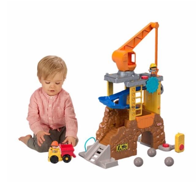 Sam's Club: Set de Construcción Fisher-Price Little People con Accesorios