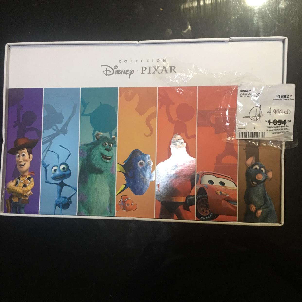 Sam's Club: Colección Disney-Pixar