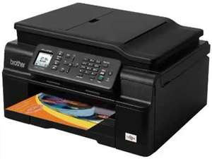 Amazon: Brother MFCJ450DW Wireless with Scanner, Copier and Fax Inkjet Printer