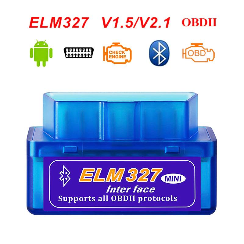 Aliexpress: Mini ELM327 escaner para diagnostico de autos