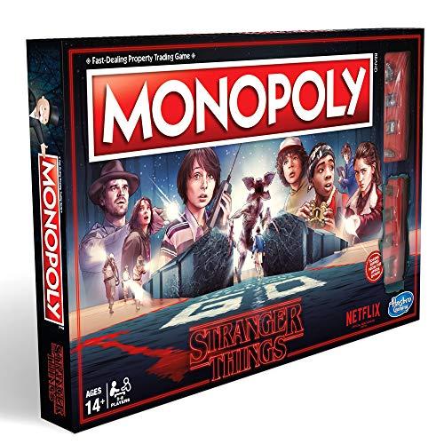 Amazon: Monopoly Stranger Things
