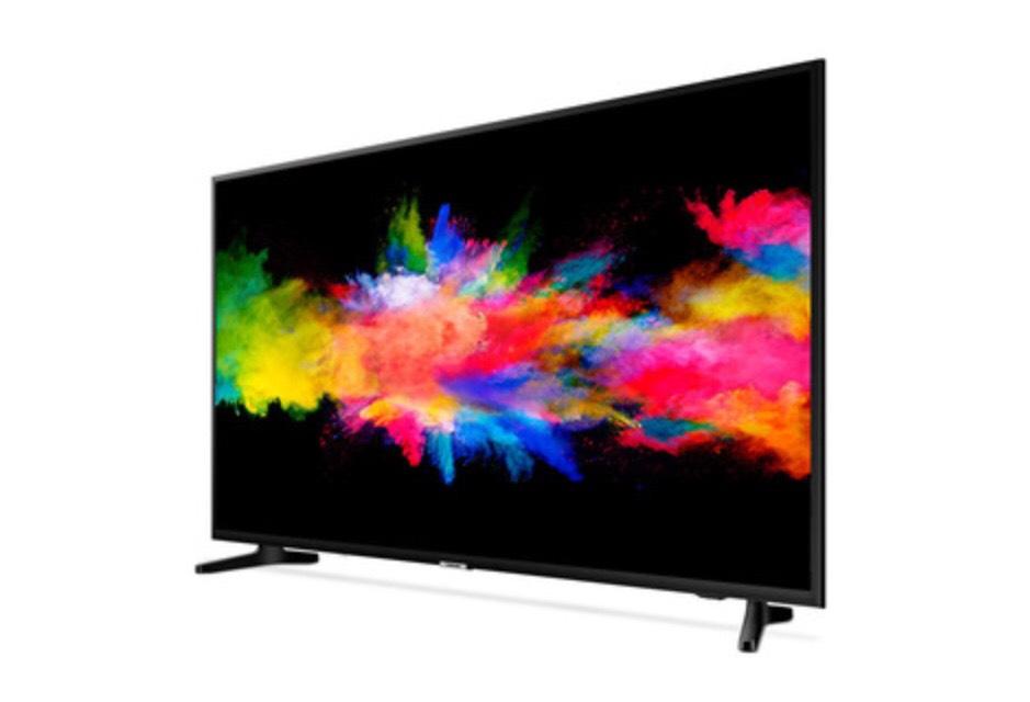 """Soriana: Samsung smart tv  50"""" UHD 4K"""