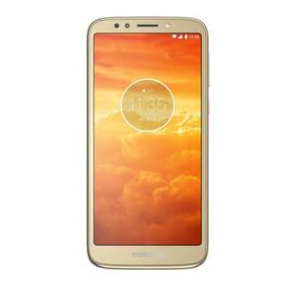 Walmart: Motorola E5 Play 16GB Dorado Desbloqueado