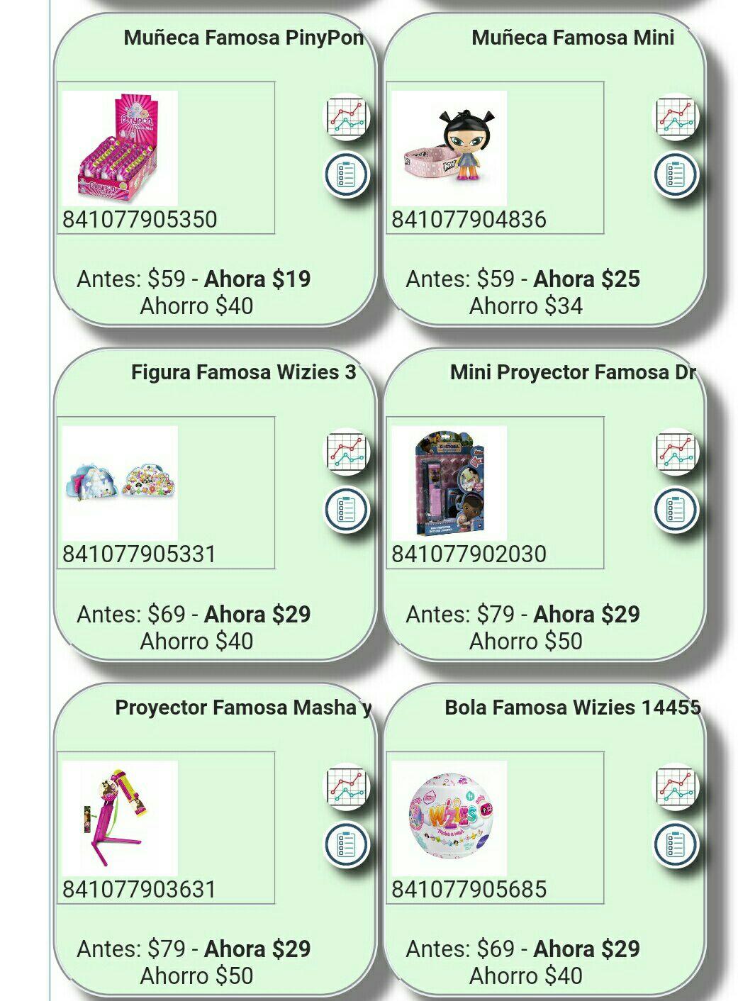 Chedraui: Descuentos en juguetes entre 30% - 75%